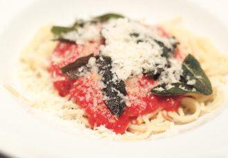 Spaghetti a la casa unser Lieblingsrezept
