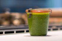 Basilikum-Pesto einfach selbstgemacht