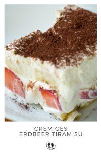 Erdbeer Tiramisu