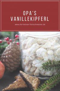 Opa's Vanillekipferl