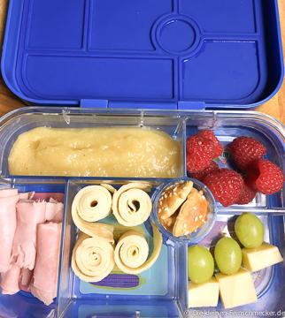 Lunchboxideen für die Schule und Kindergarten