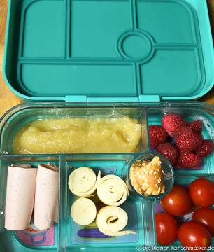 Lunchbox für Schule und Kindergarten