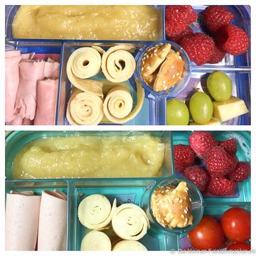 Lunchboxen für Schule und Kindergarten