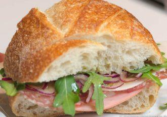 Das leckerste italienische Sandwich