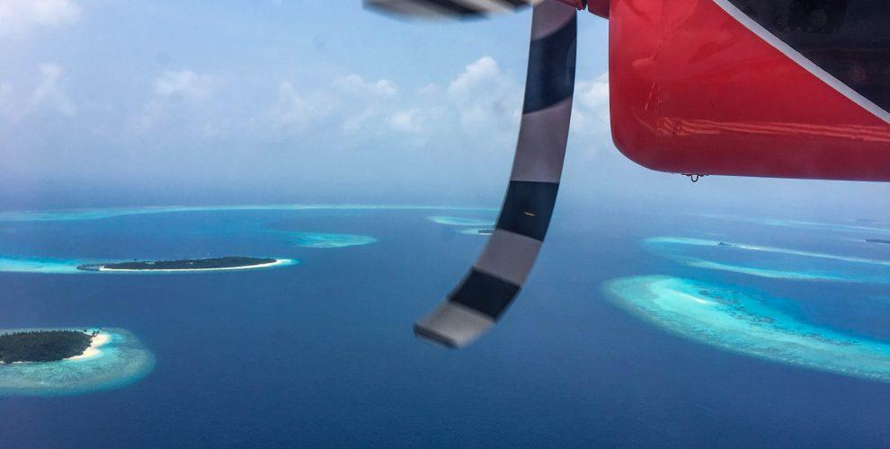 Urlaub auf den Malediven und die Reiseapotheke für Kinder