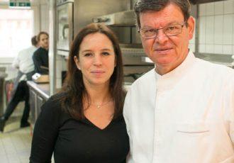 Harald Wohlfahrt und Nicole Freitag
