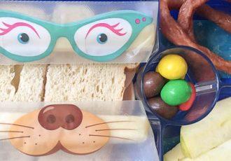 Lunchbox für Kinder