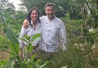 Johannes King und Nicole Freitag