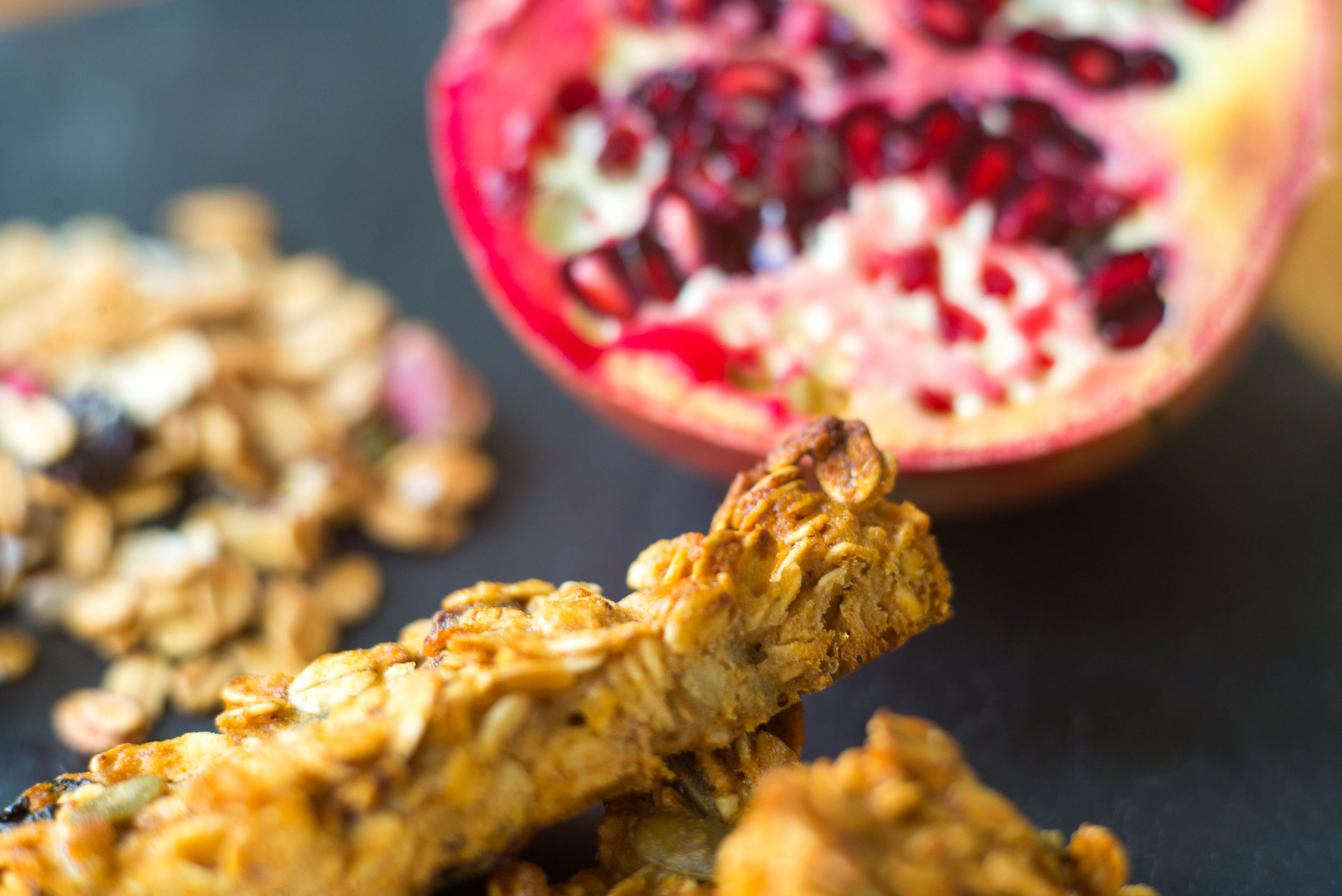 Cranberry Granola Müsli selber machen