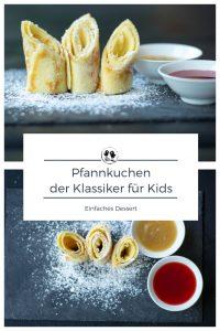 Klassischer Pfannkuchen