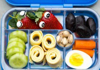 Lunchbox Ideen für Kindergarten und Schule