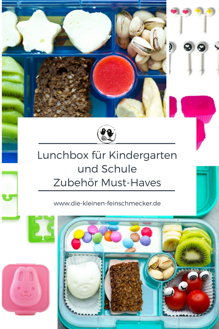 Lunchbox Zubehör Must Haves