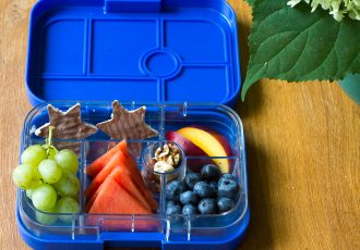 Yumbox, die perfekte Lunchbox
