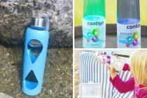 Auslaufsichere Trinkflaschen auch bei kohlesäurehaltigen Getränken