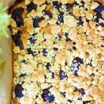 Zwetschgenkuchen mit Streusel