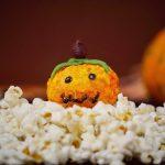 Popcorn Jack-o-Lanterns mit Popcorn von True Popcorn
