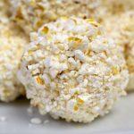 Popcorn Marshmallow Pralinen