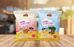 True Popcorn- Popcorn aus Urmais