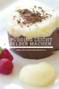 Pudding leicht selber machen