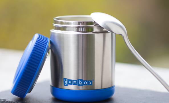 Yumbox Zuppa -perfekter Thermobehälter für Schule und Büro