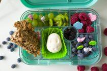 Lunchbox mit Hase aus Eiformer zu Ostern