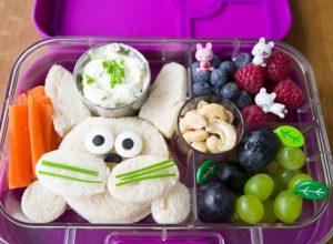 Osterhasen Lunchbox