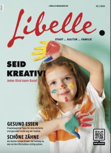 Interview im Libelle Magazin- Die kleinen Feinschmecker