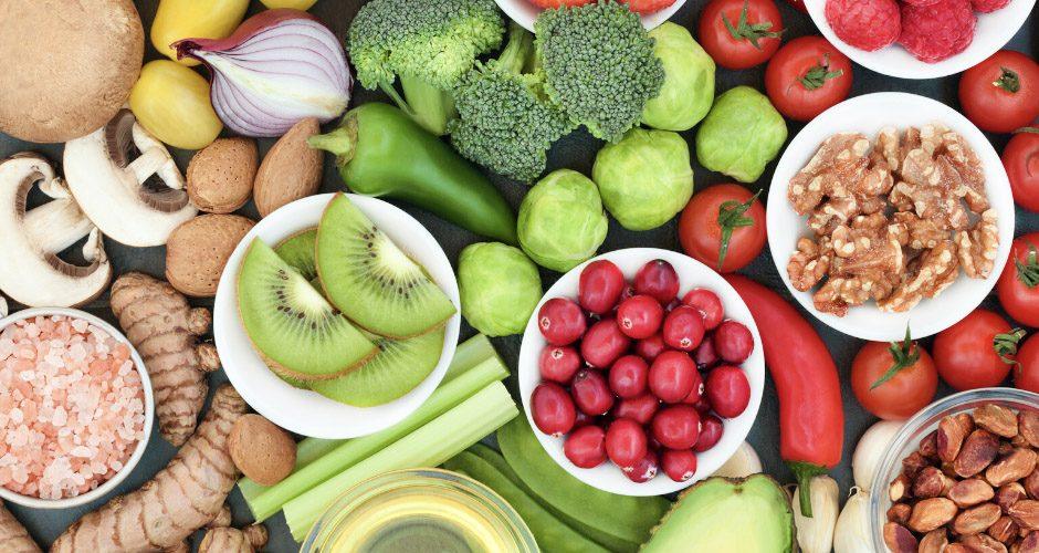 Gesundes Essen für die Familie