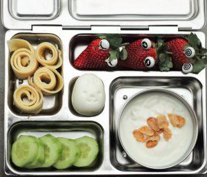 Planetbox Lunchbox, perfekt für die Schule