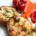Eierbrot-mit-Oliven
