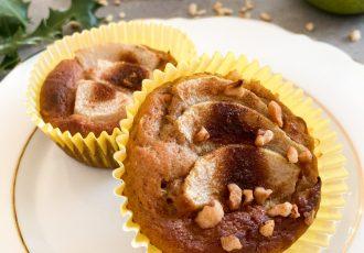 Birnen Quark Muffins_1