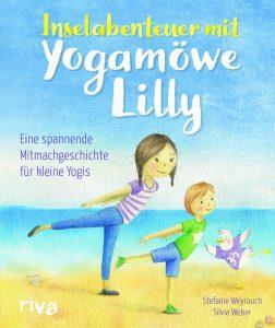 Yoga-Mitmachbuch für Kinder