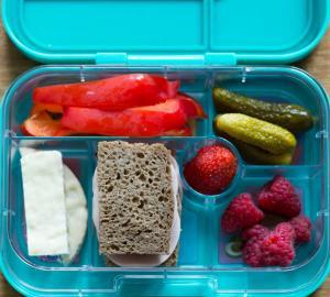 Brotbox Ideen für Schule und Kindergarten