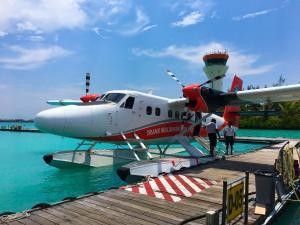 Unser Wasserflugzeug